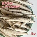【アウトレット価格】 愛知県産 ニギスの唐揚げ粉付き 1kg 揚げるだけで便利 バラ凍結 冷凍