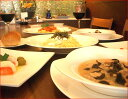 ディナーセット イタリア料理 コース 2人前前菜 生パスタ 鶏もも肉 煮込み 黒トリュフ パン デザート パーティー 記念日 誕生日 冷凍