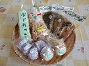 【ふるさと納税】B27025「東由利の味」セット(えごまあんまんじゅう ドーナツ 米菓子 漬け物 )