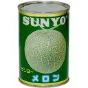 サンヨー メロン 4号缶 418円