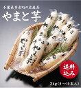 高木さん家の大和芋 2kg(8〜10本)【送料込み】