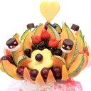 [ギフトパーク]バースデーギフトに喜ばれる[オリビア]誕生日ケーキ バースデー 結婚記念日 サプライズプレゼント フルーツギフト パーティー フルーツケーキ 果物盛り合わせ 詰め合わせ スイーツ 送料無料 バレンタインデー ホワイトデー