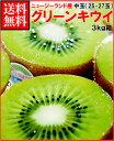 ゼスプリキウイフルーツグリーンキウイ3kg箱中玉(25-27玉)