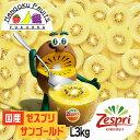 【送料無料】国産 ゼスプリ サンゴールドキウイ L 3kg