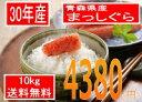 30年産 青森県産まっしぐら10kg送料無料