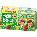 グリコ 幼児野菜&フルーツ4P 6パック 【野菜ジュース】