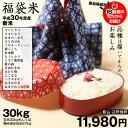 【福袋30】玄米のまま30kgもしくは精米済み白米27kg 2018【平成30年・滋賀県産】【送料無料】1袋でのお届けとなります!