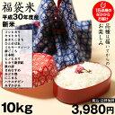 新米! 【福袋米】 白米 10kg 【平成30年:滋賀県産】 10kg×1袋でのお届けです♪ 送料無料