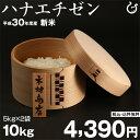 ハナエチゼン 10kg(5kg×2袋)【平成30年・滋賀県産】