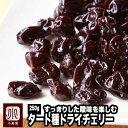 アメリカ産:ドライチェリー(タートチェリー)《500g》 酸味がしっかり残るすっきりした味わいです。濃厚な味わいとフレッシュな酸味をお楽しみください! 赤ワインとの相性いいです♪ドライフルーツ ドライさくらんぼ ウイ好き