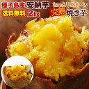 安納芋 冷凍焼き芋 送料無料 種子島産 プレミア蜜芋使用 完熟安納芋焼き芋2kg