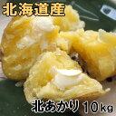 送料無料!越冬じゃがいも【北あかり10kg】北海道産ジャガイモを産地直送!