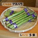 【送料無料】アスパラガス 北海道産1kg Lサイズ グリーンアスパラガス アスパラ