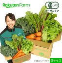 おまかせオーガニック野菜セットSサイズ(4品)