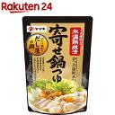 ヤマキ 寄せ鍋つゆ(750g)