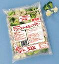 【味の素】 業務用 ブロッコリー&カリフラワー 500g  冷凍食品冷凍野菜【re_26】 【ポイント10倍】