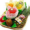 フルーツてんこ盛り(約5キロ)【果物 詰め合わせ 内祝 お見舞 かご盛り お供え 法事 彼岸】