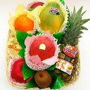 お供えフルーツ盛り合わせセット(約5キロ)【御供え】【法事】【果物】【詰め合わせ】【御仏前】【かご盛り】【お供え】【彼岸】