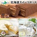 北海道スイーツセット フロマージュオーケストラ かご盛レアチーズケーキ ガトーショコラ プチギフト 誕生日 お菓子 洋菓子 スイーツ おかし チョコレート お返し 内祝い グルメギフト 贈答品 お取り寄せ 送料無料