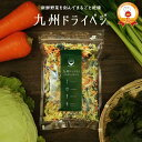 国産 乾燥野菜ミックス 九州ドライベジ100g×1袋 (戻して約500g) 九州産 ゆうパケット(ポスト投函)・代引不可【出荷目安:ご注文後1〜2週間】