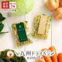【SALE】国産 乾燥野菜ミックス 九州ドライベジ100g×1袋 九州産 ゆうパケット(ポスト投函)・代引不可 【出荷目安:ご注文後1〜2週間】※選べる2種