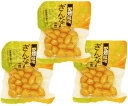 愛知県産 銀杏水煮(ぎんなん) 50g×3袋   【イチョウ種子 国産 国内産 柴田促成】
