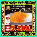 29年産 宮城県産 ササニシキ 10kg!玄米,5分,7分,精白米(精米時重量約1割減)【米】【0512】【dp】【ne】【SS06】