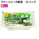 サラダコスモ ブロッコリースプラウト 12パック