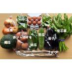 九州佐賀の農家直送野菜セット・送料無料・常温便 10品詰め合わせ+こだわりのたまご