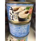 さば水煮 160g サバ 缶詰 鯖缶 さば 保存食 栄養 DHA・EPA 4942355119067G【Z】