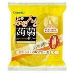 「オリヒロ」 ぷるんと蒟蒻ゼリー グレープフルーツ 18g×6個入 「フード・飲料」