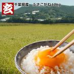 玄米 10kg 送料無料 精米方法選べます 30年産 千葉県 ふさこがね 10kg