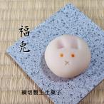 2020 干支和菓子 亥子 ねずみの上生菓子 福子(ふくねず) 個包装1個