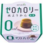 遠藤製餡 ゼロカロリー水ようかん抹茶 90g×6個