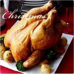 スモーク チキン クリスマス直前発送限定 ガーベルデリカテッセンさんが作り上げたコラーゲンタップリのスモークチキン 約1.2kgサイズ