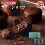 バレンタインCM-1 カフェマルシェショコラ2個入 バレンタイン お取り寄せ ギフト スイーツ お菓子 チョコレート ケーキ カップケーキ 個包装 洋菓子 24536