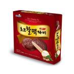 餅チョコパイ1箱(10個入り)/韓国お菓子/韓国スナック