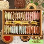 ※ ロシアケーキ お徳用 パック 48個入 ( 6種 の 詰め合わせ ) / 送料無料 焼き菓子 クッキー タルト ポイント 消化 オープン記念