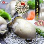 \72時間限定SALE/ カキ 牡蠣   ジャンボ広島かき1kg(解凍後850g/30粒前後2Lサイズ 加熱用)お一人様3個まで