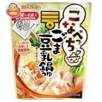 ミツカン こなべっち ごま豆乳鍋つゆ 36g×4個×10袋入