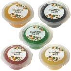 20435AS ポッピングボバ コーティングジュース 5種類各1個セット 新食感 ジュース SNS インスタ 映え パール 食品 お菓子 話題 食感