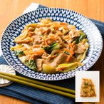 (食品 惣菜 料理 冷凍食品)大阪泉州産キャベツと豚肉のオイスターソース炒め 120g