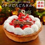 食品ロスを減らそう 訳あり わけあり 送料無料 フルーツタルト イチゴタルトケーキ 5号 クリスマスケーキ セール 予備 在庫処分