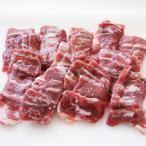 熟成ラム 仔羊  カルビ  スライス  ニュージーランド産 パック500g ジンギスカン 仔羊 ラム肉