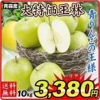 りんご 王林 10kg1箱 青森県産 林檎 食品 グルメ 現在出荷中 果物