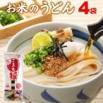 うどん グルテンフリー こまち麺 200g×4袋 米粉麺 米麺 あきたこまち 小麦アレルギー アレルギー対応 稲庭うどん 送料無料