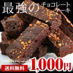 チョコレートケーキ SUPERブラウニーバー 10本入り クーベルチュール使用 送料無料 お試し ポイント消化 メール便 1000円ぽっきり セール