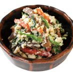 冷凍食品 業務用 菊菜白和え 500g  販売期間 10-2月 弁当 冬一品 しろあえ 惣菜 きくな