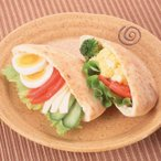 冷凍食品 業務用 ピタパン 約80g×5枚    お弁当  中が空洞 サンドウィッチ 洋食 スナック