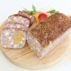グルメ 冷凍食品 業務用 ミートローフバジル&チーズ370g  弁当 赤鶏 さつま スモークチキン